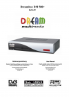 Dreambox DM 500-S/C/T User Manual